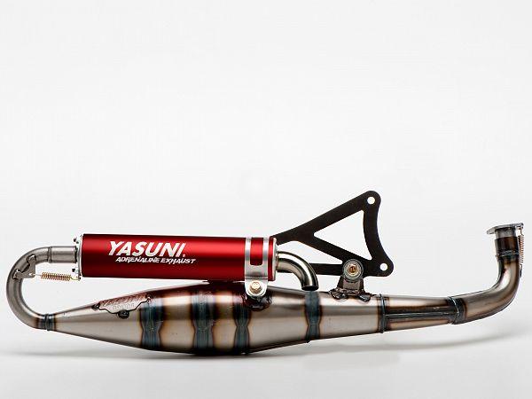Udstødning - Yasuni Carrera 16 - Red