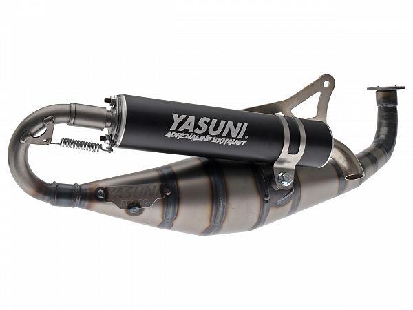 Udstødning - Yasuni Carrera 21 - Black Aluminium