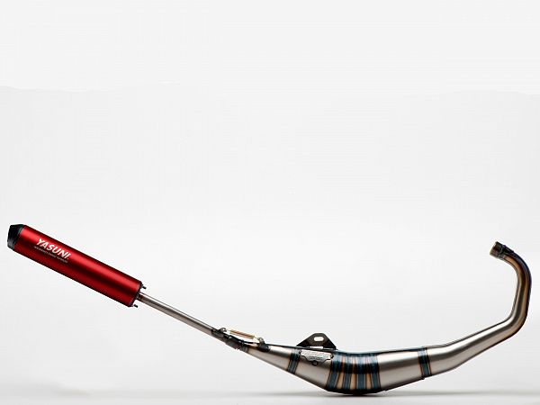 Udstødning - Yasuni MAX R1 - Red