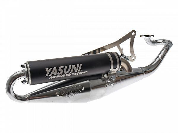 Udstødning - Yasuni Z Chrome - Black Edition