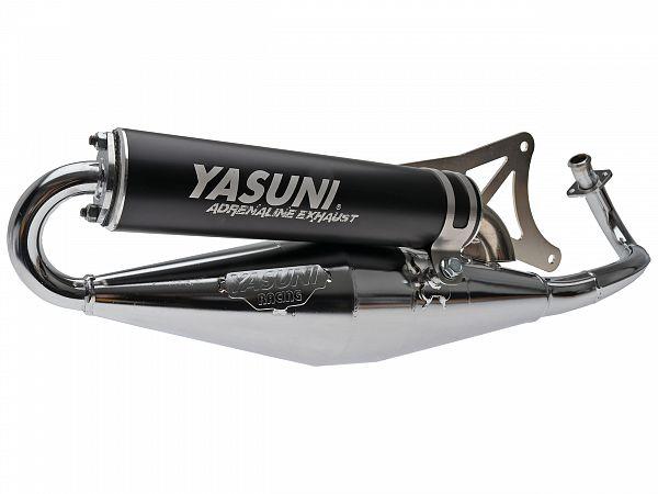 Udstødning - Yasuni Z Chrome - Black