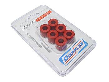 Variator rollers - Doppler 19x15.5
