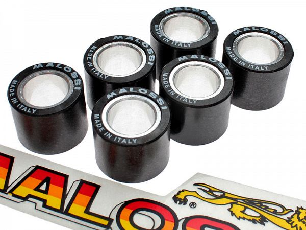 Variator rollers - Malossi HT 16x13, 6.0gr