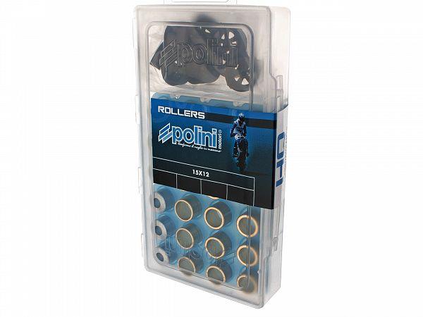Variator rollers - Polini sample rolls 15x12
