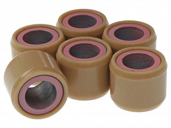 Variator rolls - 6 pieces - 7.5gr - original
