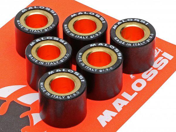 Variatorruller - Malossi HT 16x13, 6,0gr