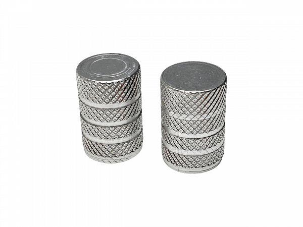 Ventilhætter - Oxford - sølv