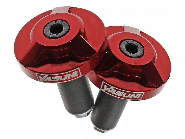Vibrationsdæmpere - Yasuni Pro Race, rød - ø11mm