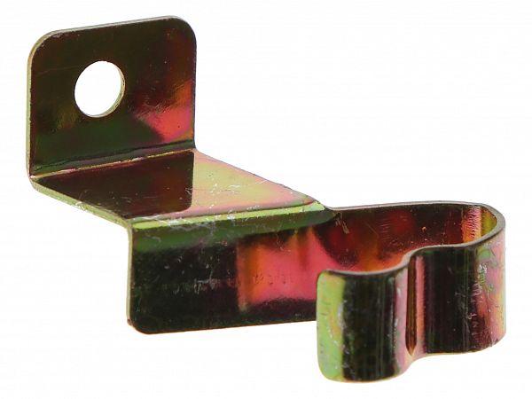 Vippebeslag til skjold bag sæde - venstre - originalt