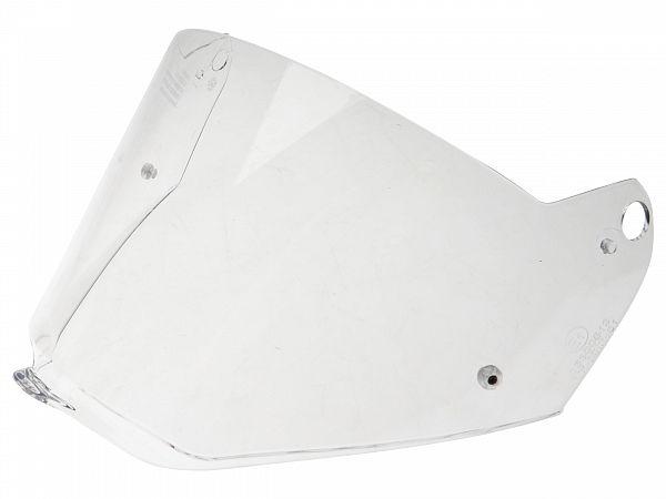 Visir - LS2 MX436, klar - Uden Pinlock