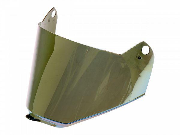 Visor - LS2 MX436, iridium silver - Without Pinlock