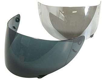 Visor - Stage6 MkI, iridium silver
