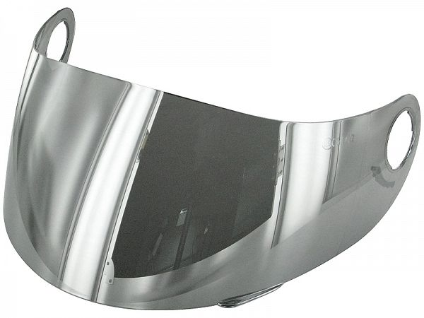 Visor - Stage6 MkII Racing, iridium silver