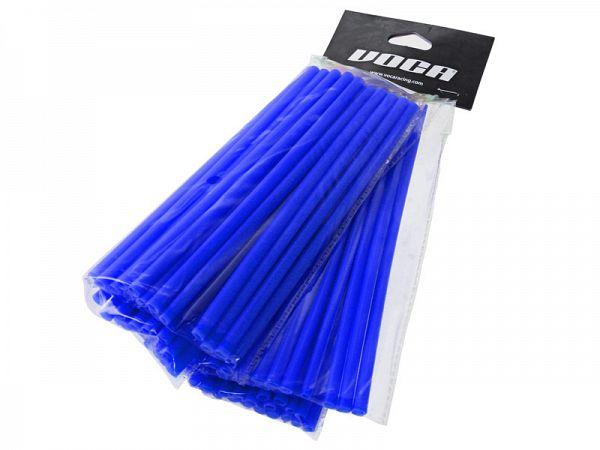 Voca Racing Spoke Skins, blå