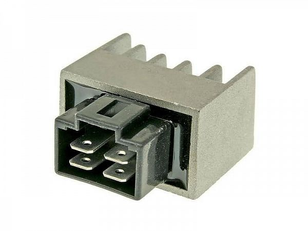 Voltage regulator with flashing relay - standard