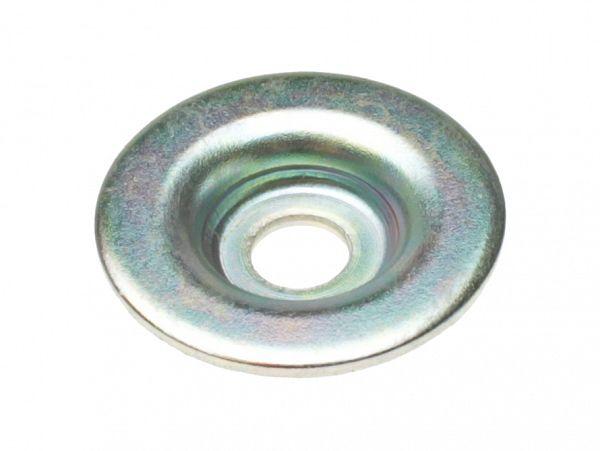 Washer for rear shield under seat - original