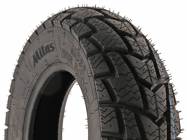 Winter tires - Mitas MC32 Win Scoot M + S - 130 / 90-10