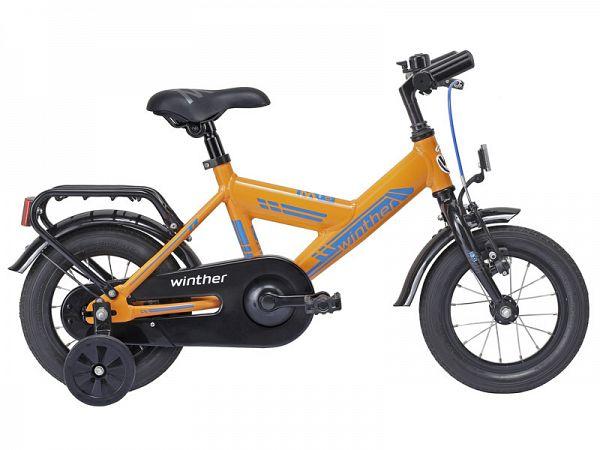 "Winther 150 V-Bike 12,5"" orange - Børnecykel - 2015"