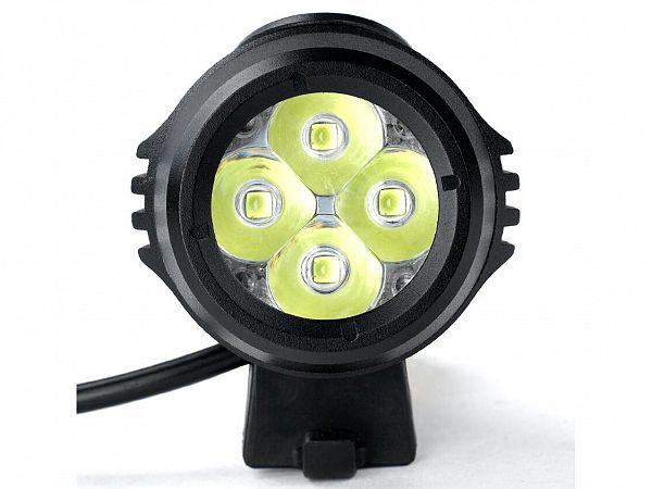 Xeccon Zeta 3200R Adventure Light Forlygte - 3200 Lumen