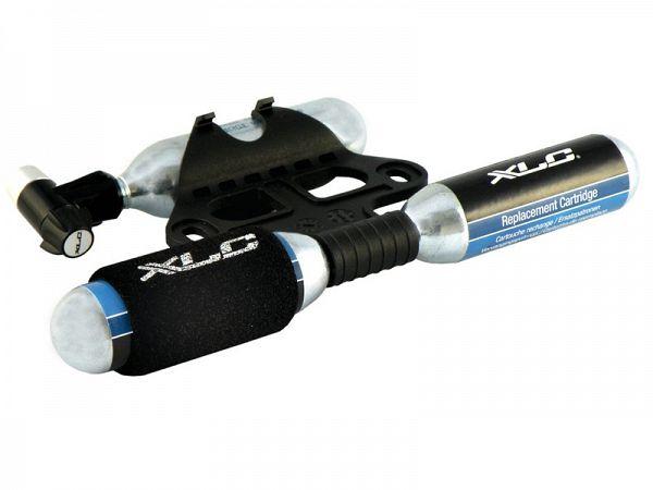 XLC Co2 Pumpe inkl. tre styks patroner