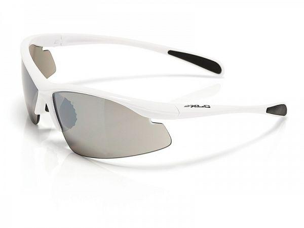 XLC Malediven hvide Solbriller, 3 Linser