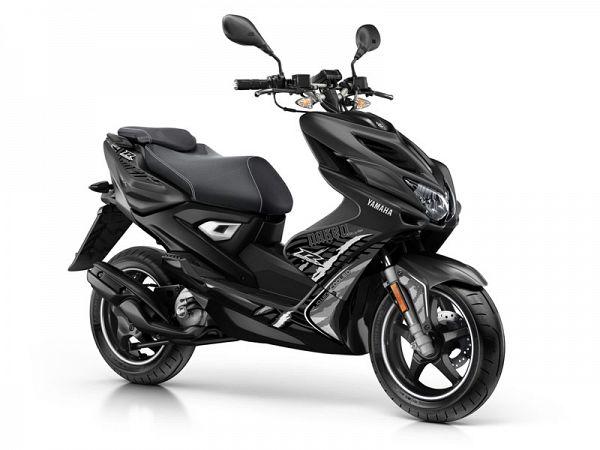 Yamaha Aerox Naked - sort - 45km/t
