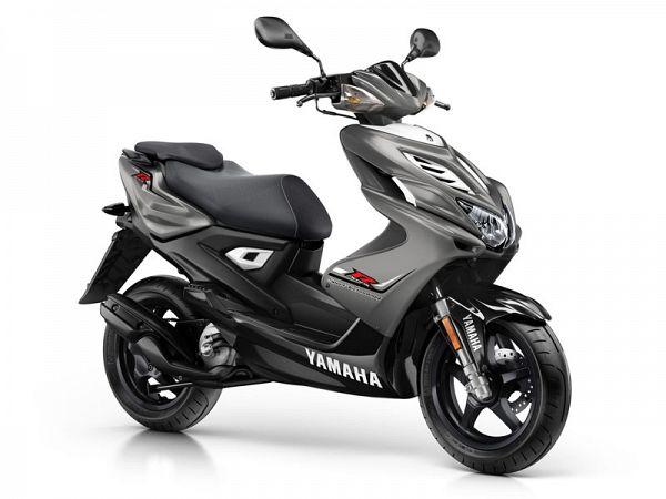 Yamaha Aerox R - matgrå - 45km/t