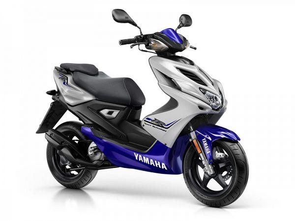Yamaha Aerox R - race blue - 45km/t
