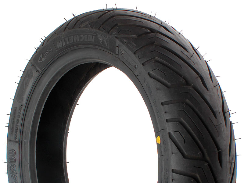 Helårsdæk - Michelin City Grip - 110/70-11