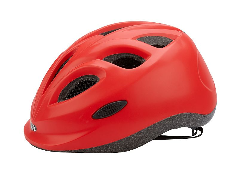 Abus Smiley Cykelhjelm, Red