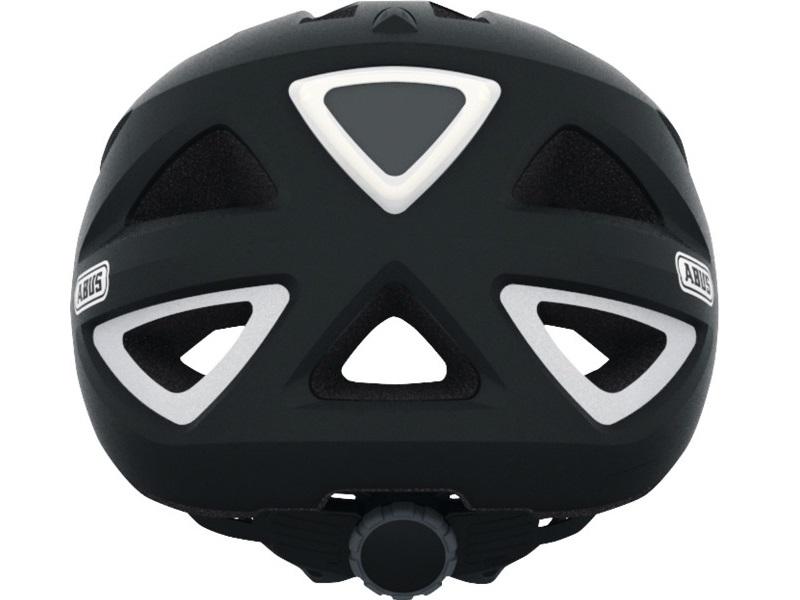 Abus Urban-I V.2 Cykelhjelm Velvet Black, medium (52-58 cm)