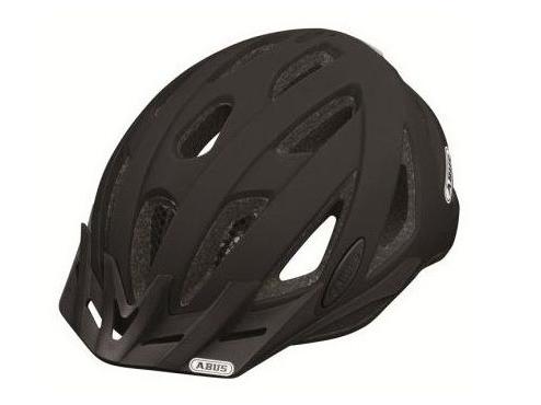 Abus Urban-I V.2 Cykelhjelm Velvet Black