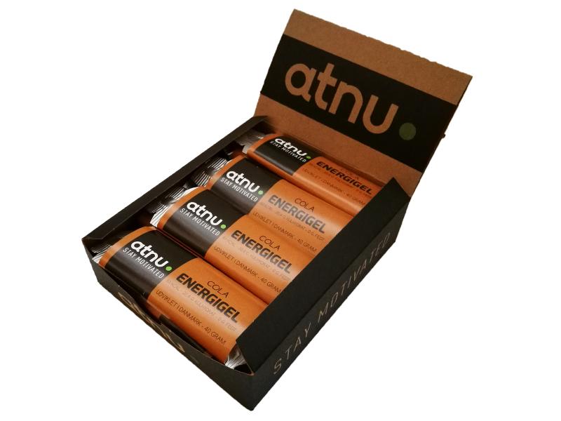 ATNU Cola Energigel, 40g