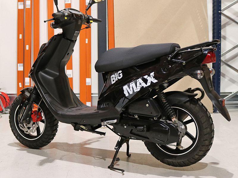 *BRUGT* PGO Big Max SP - sort - 45 km/t