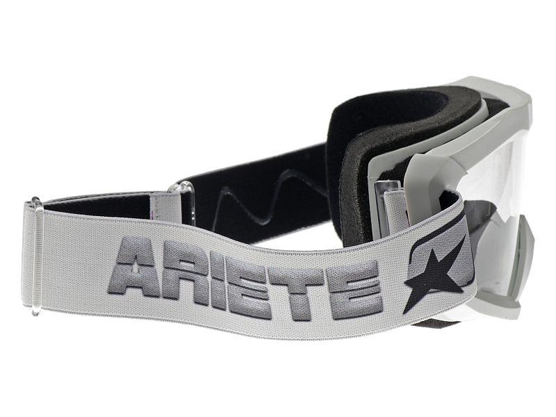 66e9f98a3e28 Cross brille - Ariete MX Goggles 07 AAA Hvid