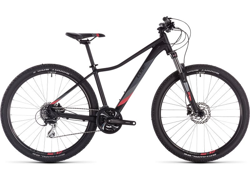 "Cube Access WS EXC 27.5"" sort - Dame MTB - 2019"