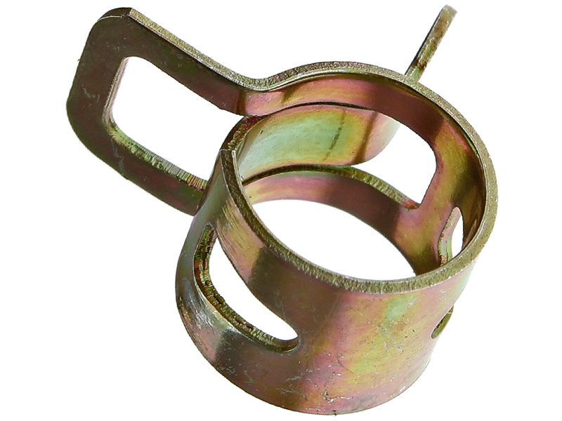 Gasoline hose lock clip 8mm