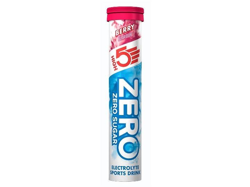 High5 Zero Berry Elektrolyttabs, 20stk