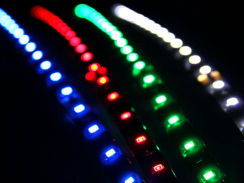 LED-bånd 12V 30cm