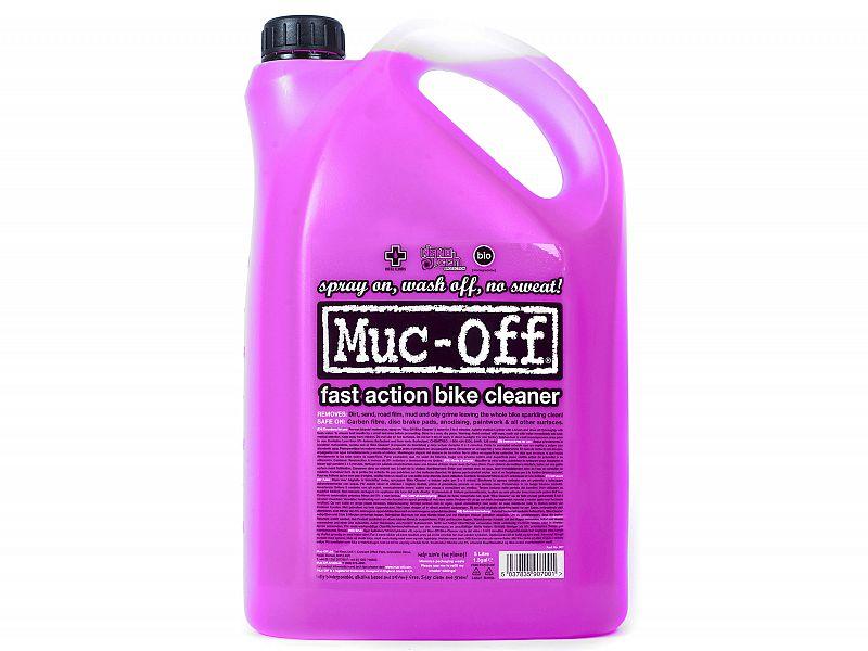 Muc-Off Nano Tech Bike Cleaner, 5L