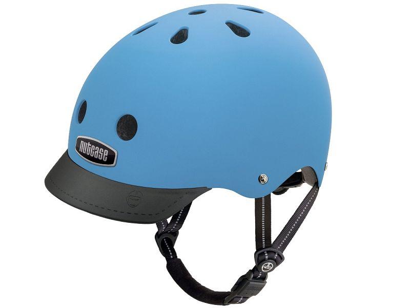 Nutcase Gen3 Super Solids Cykelhjelm, Bay Blue