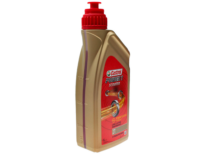 Oil - Castrol Power1 Scooter 2T