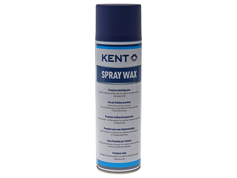 Pleje - Kent Spray wax 400 ml