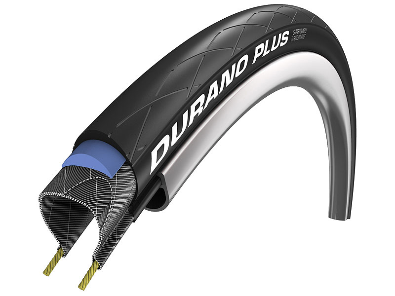 Schwalbe Durano Plus Racerdæk/Foldedæk 700x23C