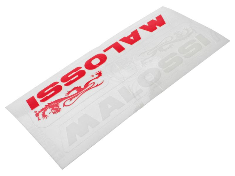 Stickers - Malossi MEDI - 13cm