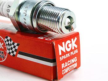 Tændrør - NGK 2T Racing, B9EGV